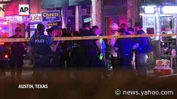 Police: Attacker wounds 13 in Austin shooting - Yahoo News