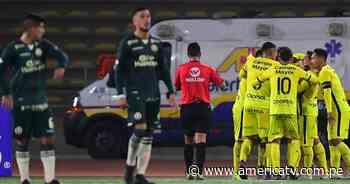 Universitario cayó 1-0 ante Coopsol y quedó eliminado de la Copa Bicentenario - América Televisión