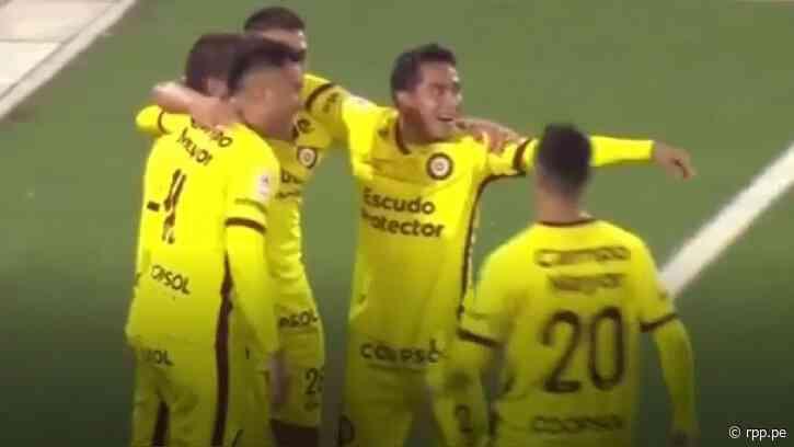 ¡Sorpresa! Zárate anotó de cabeza el 1-0 de Coopsol frente a Universitario por la Copa Bicentenario   VIDEO - RPP Noticias
