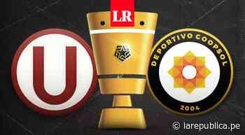 Universitario vs Deportivo Coopsol EN VIVO: GOL PERU en vivo por internet ver GolPeru online gratis hora canal - LaRepública.pe