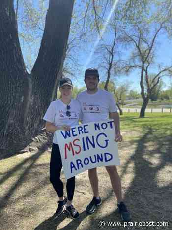 Swift Current couple raises large amount with their MS walk - Prairie Post
