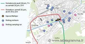 Landerneau - À Landerneau, l'organisation du Tour de France se précise - Le Télégramme