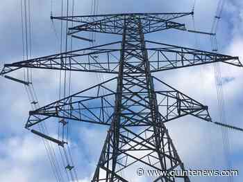 Back to Power outage in Frankford area - Quinte News