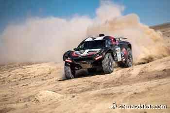 Serradori a un paso de la victoria en Kazajistán - Somos Dakar