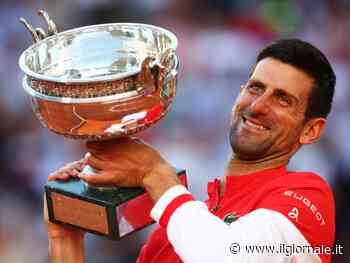 Djokovic si prende ilRoland Garros: superatoTsitsipas in rimonta