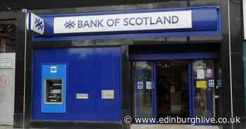 Four Edinburgh Bank of Scotland branches close down after 'change of habit' - Edinburgh Live