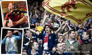 Courier readers pick their Scotland Euro 2020 anthem - The Courier