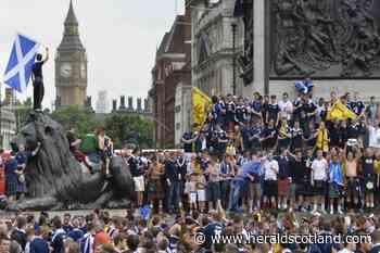 Euro 2020: Scotland v England warning over Tartan Army London gatherings | HeraldScotland - HeraldScotland