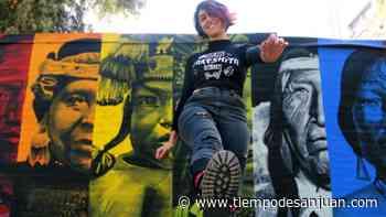 Mercedes Yacante: descubrí a la talentosa sanjuanina que embellece los lugares con su arte - Tiempo de San Juan