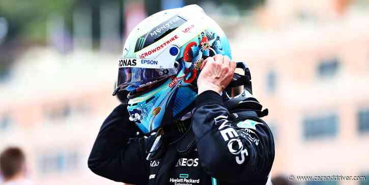 Valtteri Bottas quiere empezar a negociar con Mercedes antes de verano - Car and Driver