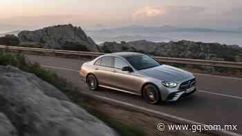 Mercedes-Benz E 350: La eficiencia del lujo - GQ México