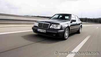 500 E o cuando Mercedes y Porsche se aliaron para crear la mejor berlina - La Vanguardia
