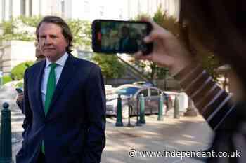 AP source: Justice Dept secretly subpoenaed McGahn's records