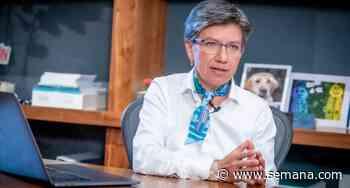 Claudia López está utilizando el presupuesto de la Alcaldía para administrar su imagen y vetar medios de 'manera corrupta', según Néstor Humberto Martínez - Semana