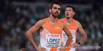Kevin López sufre una pubalgia y no podrá pelear por competir en los Juegos Olímpicos - runnersworld.com
