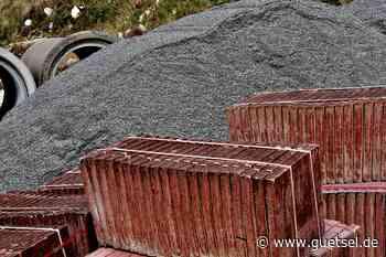 Anzeige: WATA-Baustoffe in Verl-Sürenheide bei Gütersloh - Gütsel