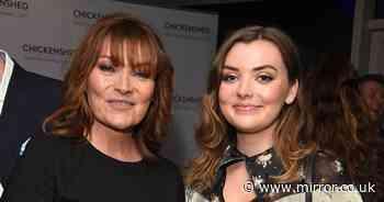 Lorraine Kelly's daughter Rosie says boys at her school fancied her mum - The Mirror