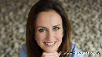 """Broadcaster Lorraine Keane: """"I'm a spender. Peter jokes that I thought I had to single-handedly spend Ireland's way out of the recession"""" - The Times"""
