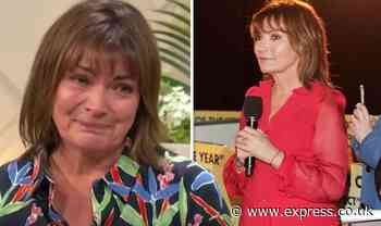 'Sad reality' Lorraine Kelly left disappointed as she's unqualified for jobs away from ITV - Express