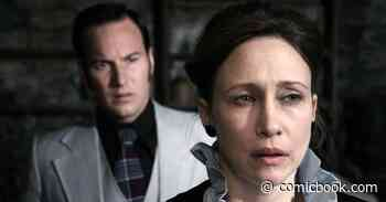 The Conjuring Fan Pointing Out Ed and Lorraine Warren Wardrobe Detail Goes Viral - ComicBook.com