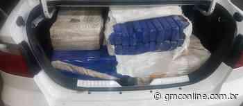 PRF apreende 302 quilos de maconha em Mandaguari - GMC Online