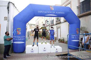 La II Crono de Santa Fe, espectacular - La Voz de Almería