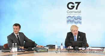 Macron et Johnson ont eu un vif échange sur l'Irlande du Nord - L'Usine Nouvelle