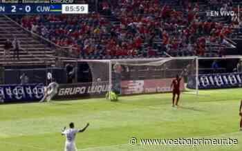 GOAL: Murillo (Anderlecht) slikt vervelend doelpunt van Janga (ex-Gent) - VoetbalPrimeur.be