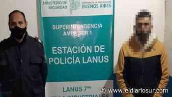 Lanús: Cayó una banda de narcomenudeo - El Diario Sur