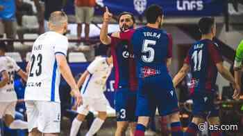 El Levante da el primer paso a la final con Pedro Toro de líder - AS