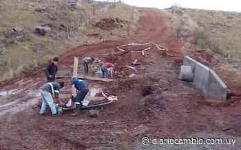 Obras en Toro Negro permitirán una salida alternativa hacia ruta 31   Diario Cambio - Diario Cambio