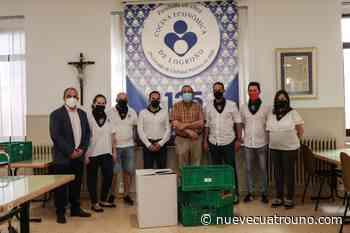 Las Peñas no renuncian al voto del toro guisado por San Bernabé - NueveCuatroUno