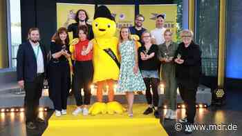 "Festival ""Goldener Spatz"" hat in Erfurt die besten Kinderfilme gekürt - MDR"