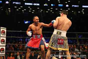 Keith Thurman says Spence & Mayweather conspired against him
