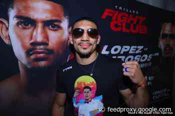 Teofimo Lopez signs amended deal with Top Rank, wants big fight on Oct.2