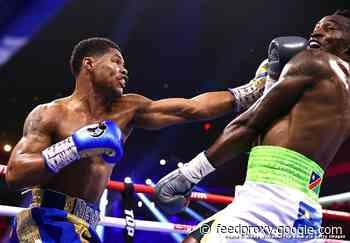 "Boxing Results: Shakur ""Fearless"" Stevenson Defeats Jeremiah ""Low Key"" Nakathila for WBO interim Title!"