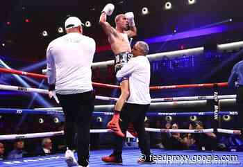Boxing Results: Jose Pedraza stops Julian Rodriguez