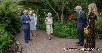 Kate Middleton calls Prince Charles 'grandpa' - as lip reader reveals G7 chatter