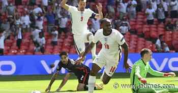 Sterling sella la victoria de Inglaterra ante Croacia - Los Angeles Times