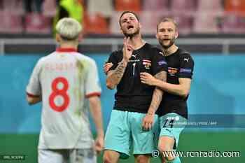 Eurocopa 2021: Austria hace historia con su victoria ante Macedonia - RCN Radio