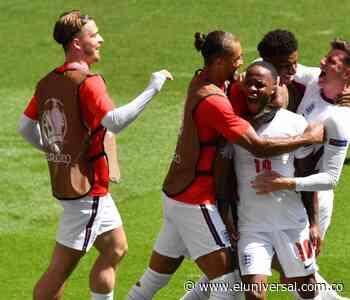 Sterling sella la victoria 1-0 de Inglaterra ante Croacia - El Universal - Colombia