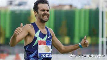 Kevin López renuncia a los Juegos por un edema óseo en el pubis - MARCA.com