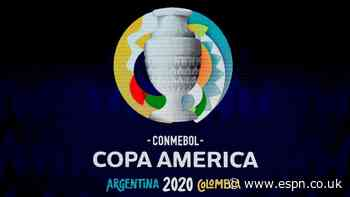 Colombia third team at Copa with positive test