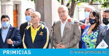 La autopista Quito-Guayaquil será una prioridad, según el ministro Cabrera - Primicias