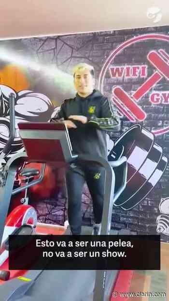 Video: Yao Cabrera cuenta los preparativos de la pelea contra el Chino Maidana - Clarín.com