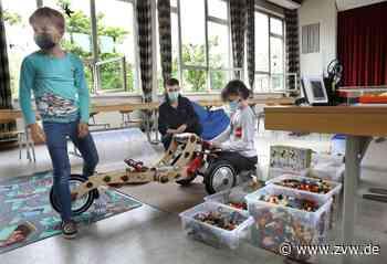Schulkindbetreuung in Remshalden: Mehr Bedarf als Kapazitäten - jetzt wird umgebaut - Remshalden - Zeitungsverlag Waiblingen - Zeitungsverlag Waiblingen