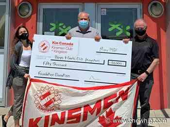 Kinsmen support invigorates BGC programs - The Kingston Whig-Standard