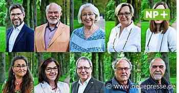 Langenhagen: Grüne stellen sich für die Kommunalwahl auf - Neue Presse