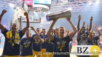 Berlins Basketballer erobern auf dem Zahnfleisch Meistertitel