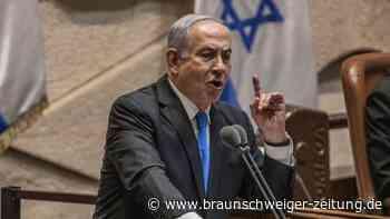 Ende der Ära Netanjahu: Parlament für Israels neue Regierung